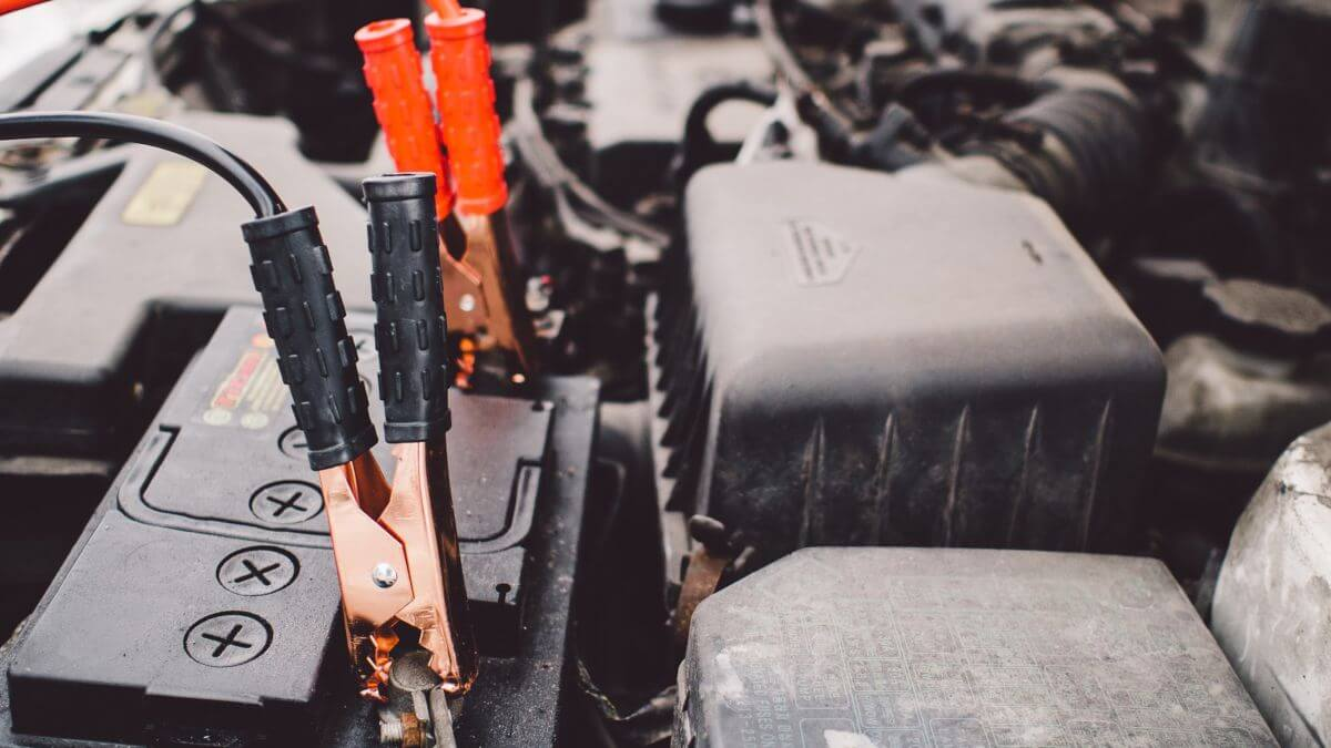 Choose a new car battery