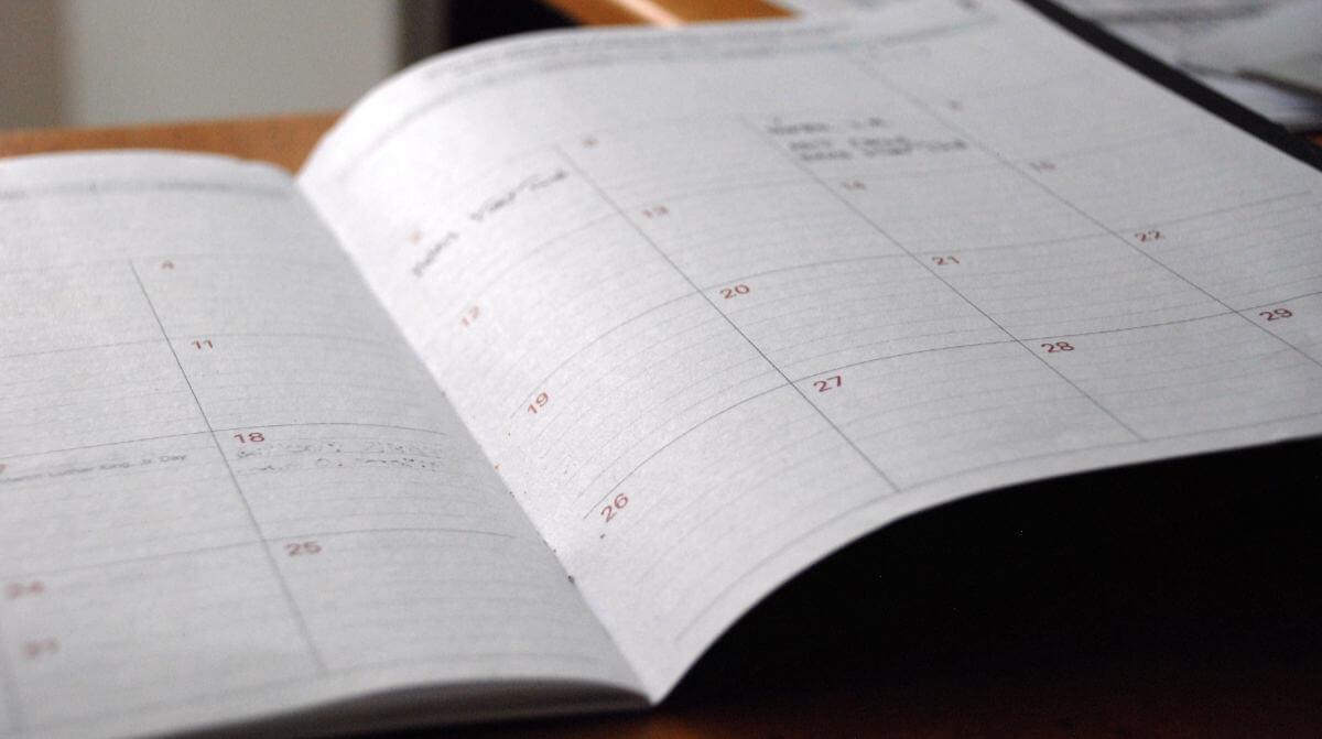 Fleet schedule